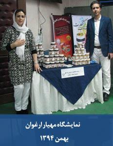 نمایشگاه مهیار ارغوان2